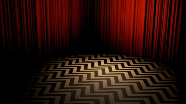 il palco alla Twin Peaks