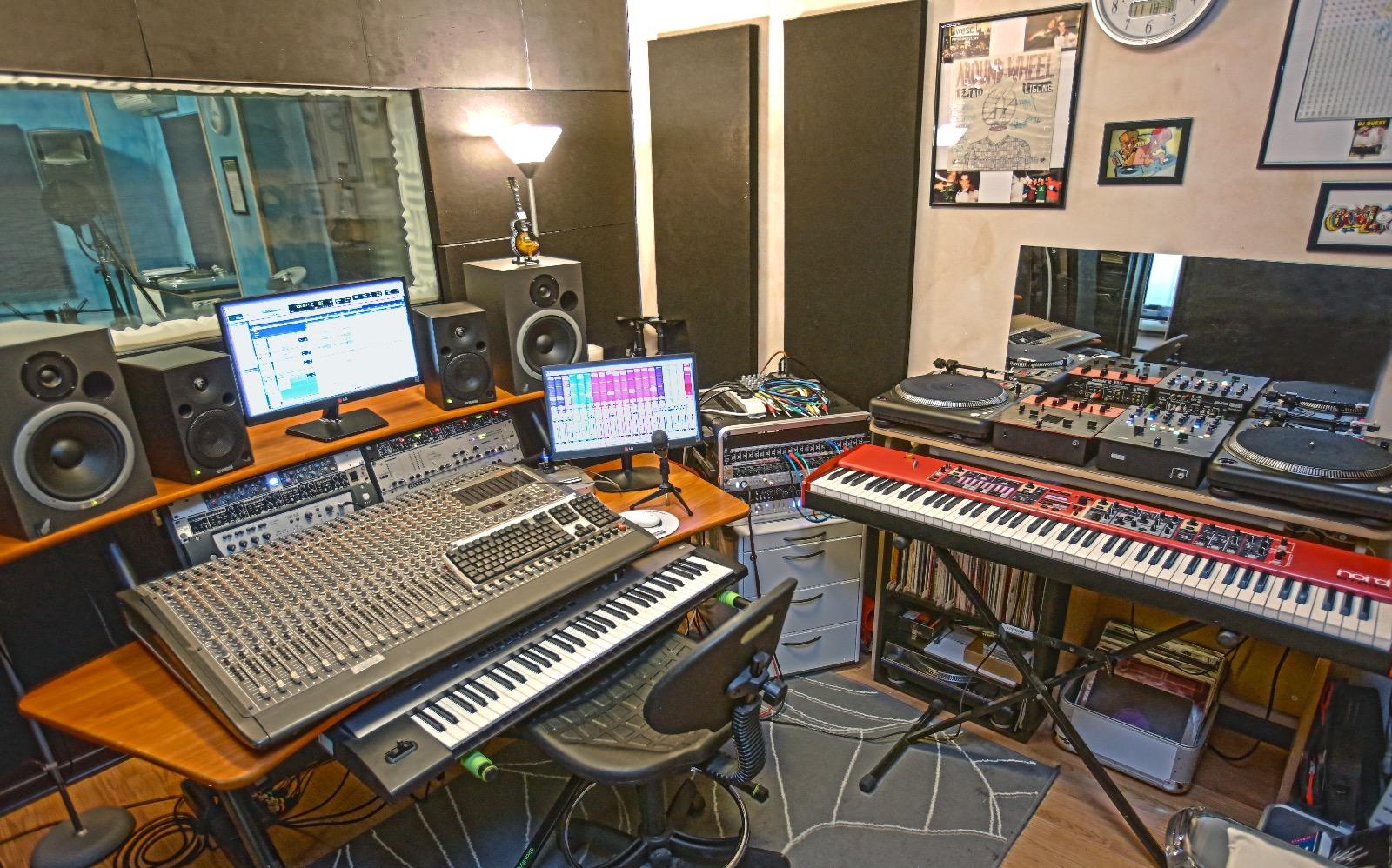 Studio di registrazione Quadrivium